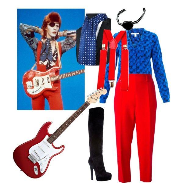 david bowie rebel rebel outfit - Pesquisa Google