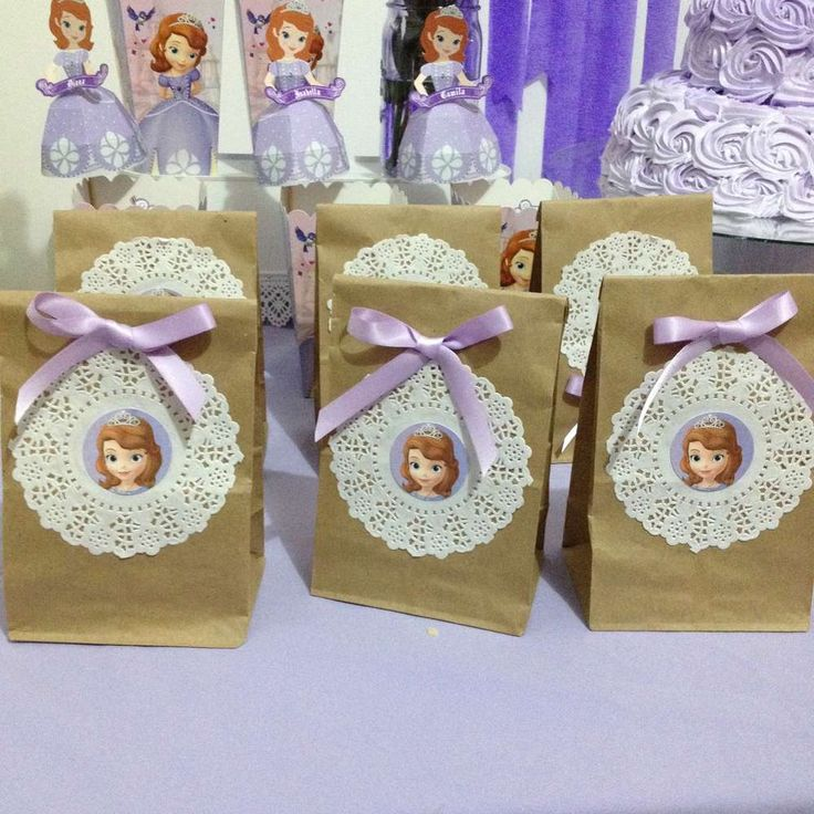 Sofia the First Birthday Party Ideas | Photo 3 of 23 | Catch My Party