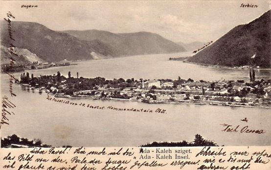 Ada Kaleh - 1904