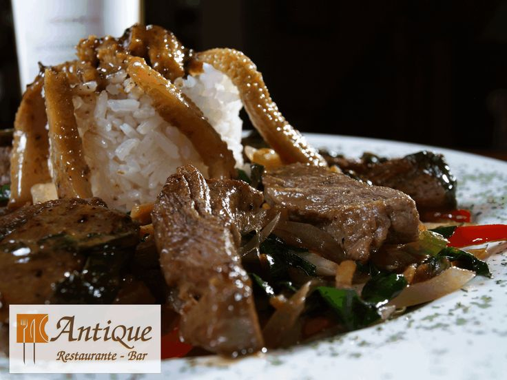 Restaurante Antique #Villadeleyva @Restaurante Antique