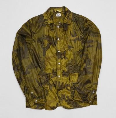 CP Company, Camo jacket