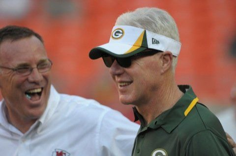 Packers Get One Compensatory Pick in 2017 Draft -- It's like Christmas for Green Bay Packers general manager Ted Thompson. The day he gets his compensatory picks. This year he gets one, but there's a bonus.