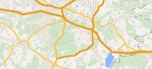 Cmentarna, 41-404 Mysłowice do Kosztowy, ul.białobrzeska20\firma adeko – Mapy Google