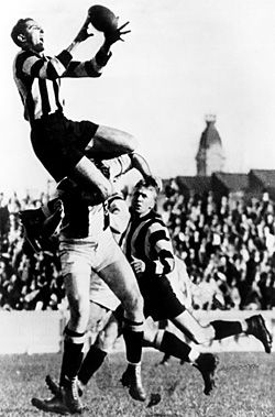 Ron Todd, Collingwood.