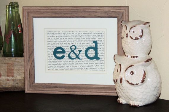 Gift Ideas First Wedding Anniversary: Top 25+ Best First Anniversary Ideas On Pinterest