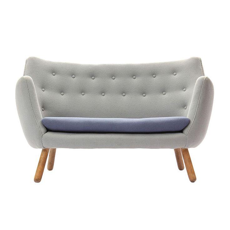 Poet sofa by Finn Juhl