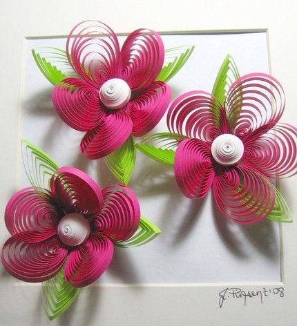169 best cards making images on pinterest quilling cards and i love the intricate quilled paper flowers made by all things jenuine they are delicate yet playful works of art what a perfect way to perk up your home mightylinksfo