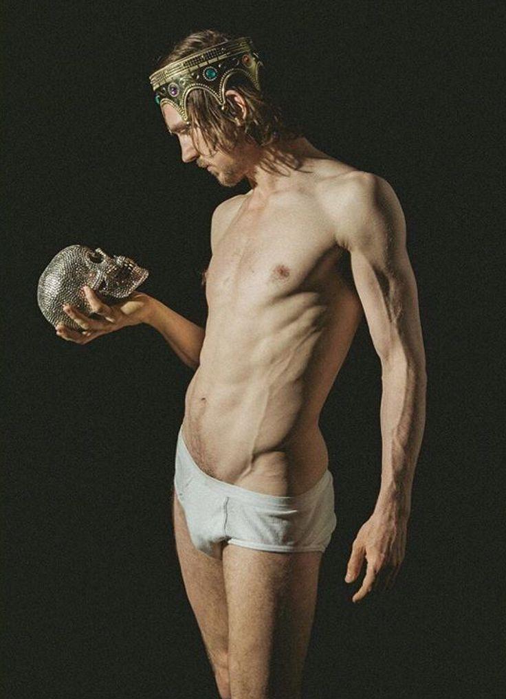 Hamlet nude, stephanie leonidas playboy