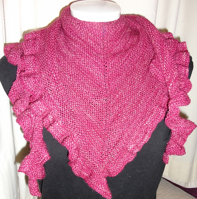 Sweet Heart is True Enough - Knitted for my oldest friend for Yule in 2011.
