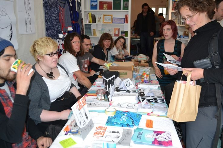 Previous Fairs | Dublin Zine Fair