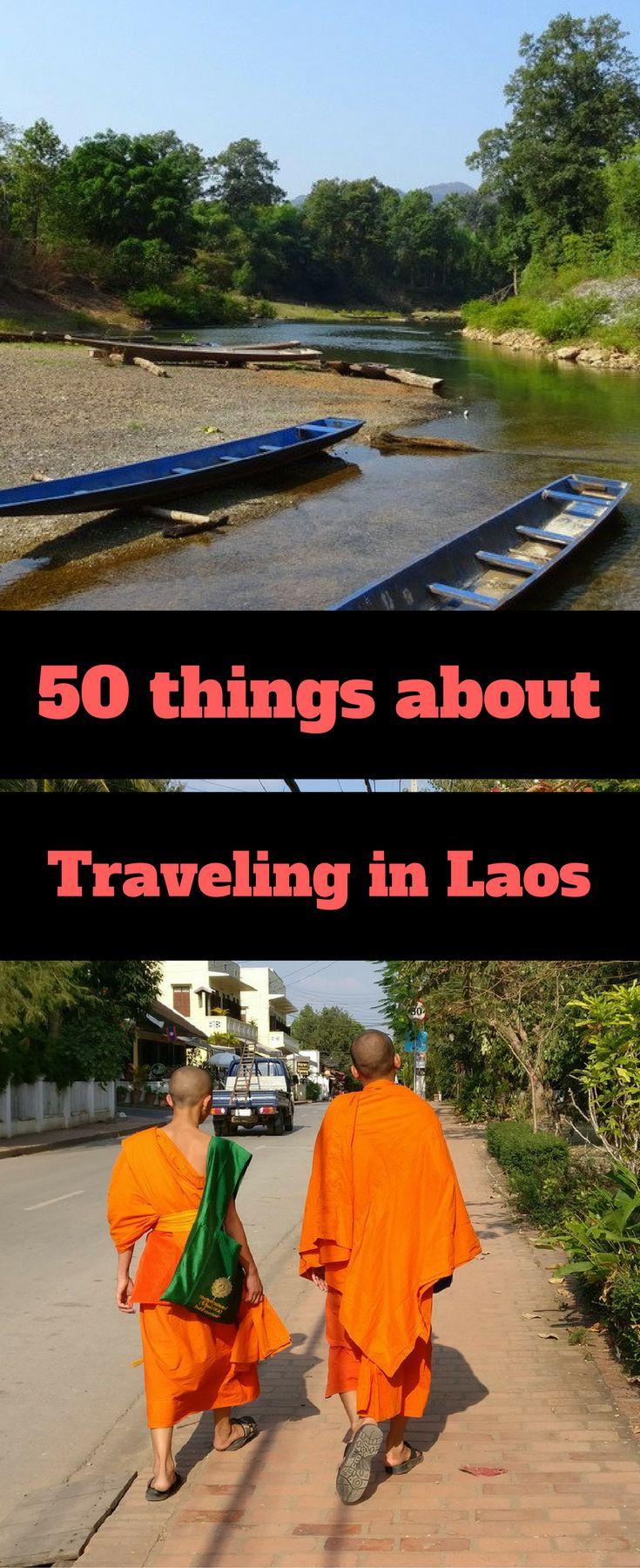 Traveling in Laos | Laos Travel Information | Visit Laos | Travel to Laos | things about Laos | Facts about Laos | Food in Laos | Transports in Laos | Attractions in Laos | What to do in Laos | What see in Laos | Tourists in Laos | Laos Tourism | Luang Prabang | Vang Vieng | Pakse |