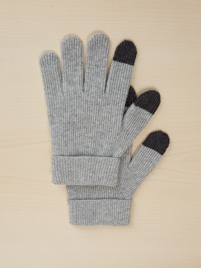 Cos The Gift Edit Mens Gloves Gloves Knitted Gloves