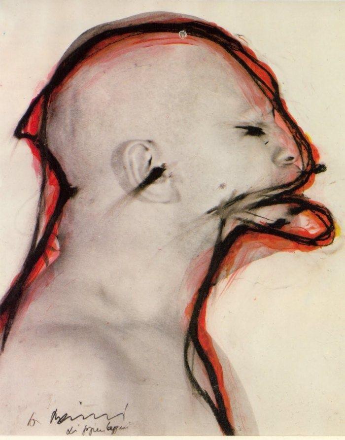 Bildergebnis für Arnulf Rainer artist
