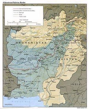 Durand Line - Wikipedia, the free encyclopedia