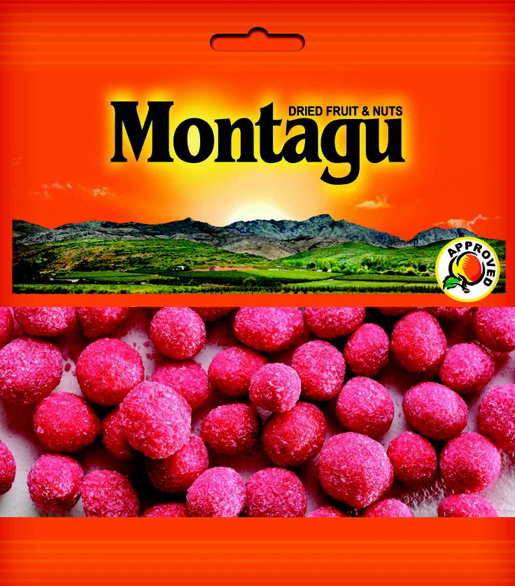 Montagu Dried Fruit - RED SUGAR PEANUTS http://montagudriedfruit.co.za/mtc_stores.php