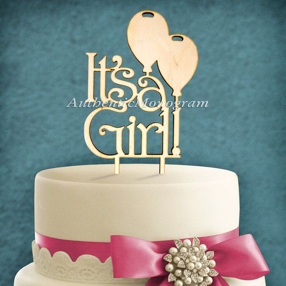 Inch Wooden Cake Topper Ucitus A Girlud Baby Decor Monogram Initial Celebration Anniversary Special Occasion Nursery Decor With Home Decor Initials Letters