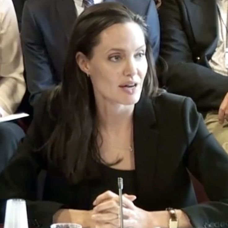 Angelina Jolie Shares a Heartbreaking Message in London: Angelina Jolie made an appearance at the House of Lords in London on Tuesday to speak to the select committee on sexual violence in conflict.