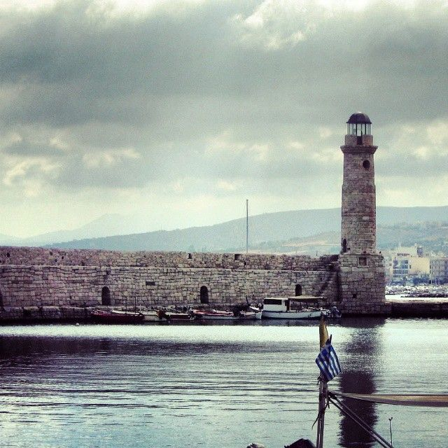 #Rethymno Photo credits: @denerys74