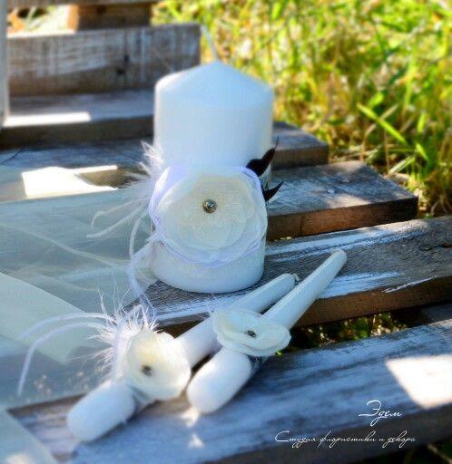 Семейный очаг.  Wedding accessories. Свадебные аксессуары. Аксессуары для свадьбы.