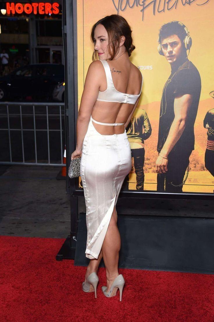 Briana Evigan: We Are Your Friends LA Premiere -12 - GotCeleb - Celebrity Fashion Trends
