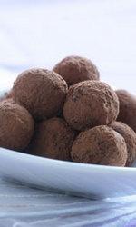chocolate hazelnut truffles recipe more chocolate recipes hazelnut ...