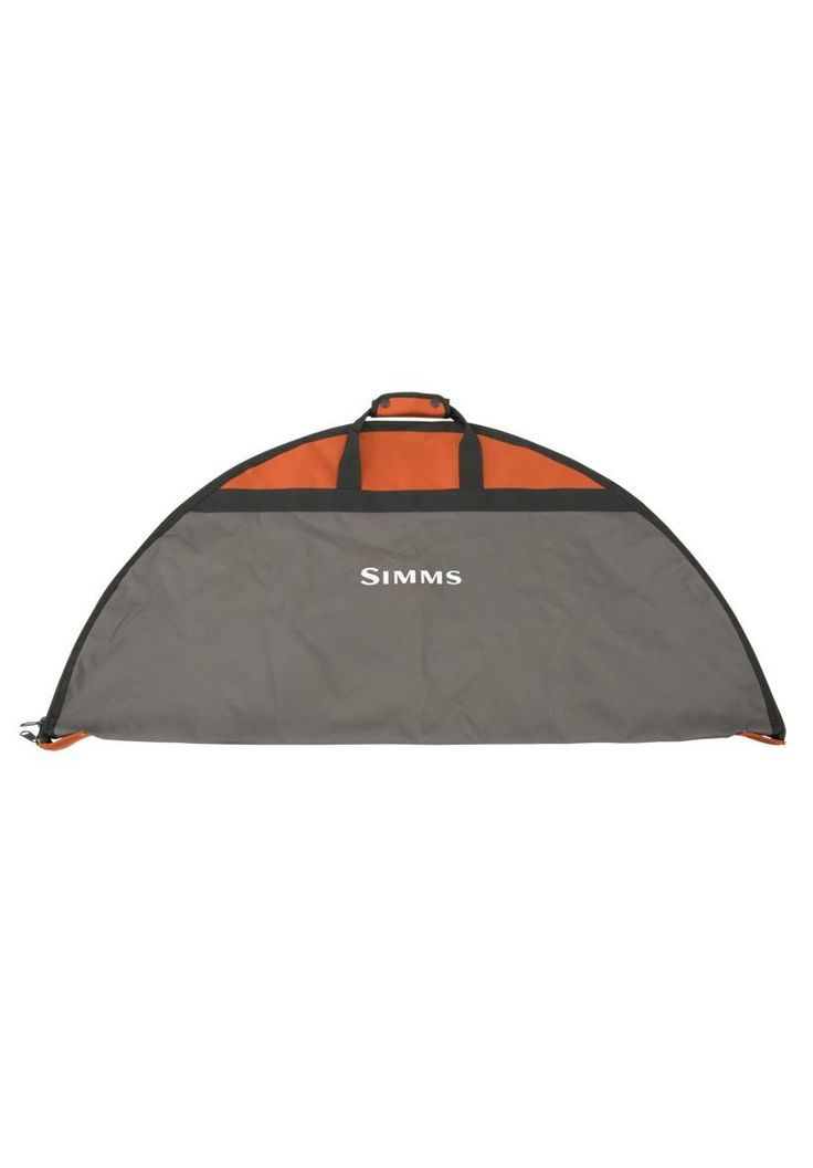 Simms Wader storage bag that you can stand on to get ready.