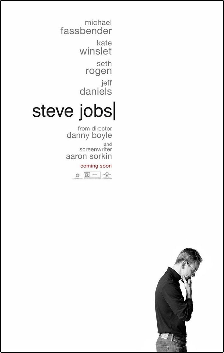 Steve Jobs (danny Boyle) Michael Fassbender, Kate Winslet