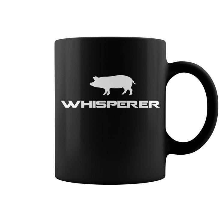 Pig Whisperer Cute Funny Farm Animal New Mug  coffee mug, papa mug, cool mugs, funny coffee mugs, coffee mug funny, mug gift, #mugs #ideas #gift #mugcoffee #coolmug