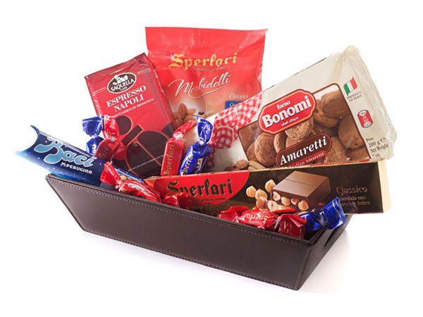 Valentine denmark Chocolates - Italian Sweets Hamper