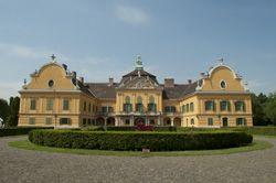 Nagytétény Száraz- Rudnyánszky kastély