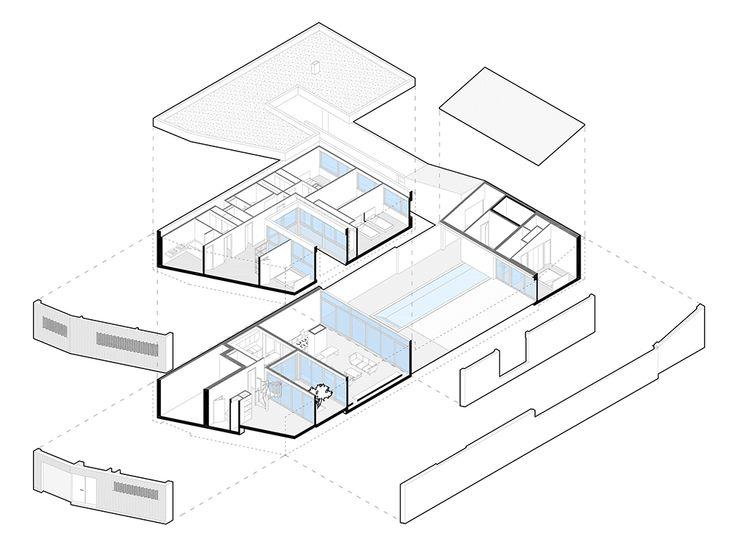 construction dune maison rue de lecole normale bordeaux caudran architecte - Plan De Construction D Une Maison