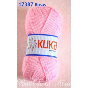Ice Yarns Kuka Baby Color - Lana de bebé con pintitas de colores 50gr.