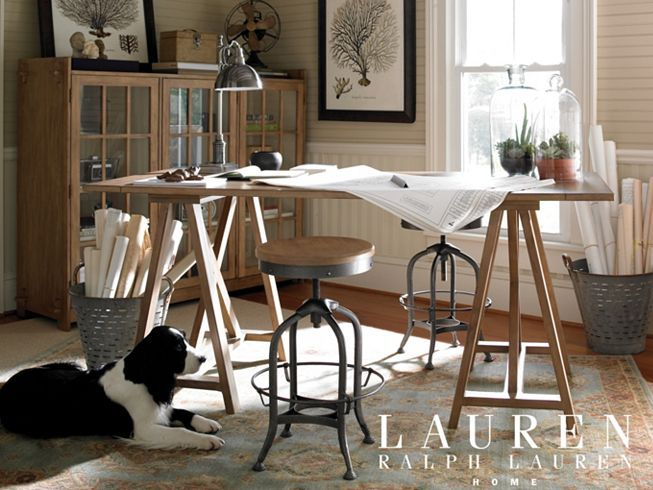 312 best images about ralph lauren y love on pinterest for Ralph lauren office furniture