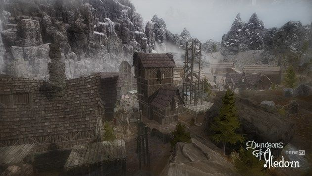 Dungeons of Aledorn www.aledorn.com