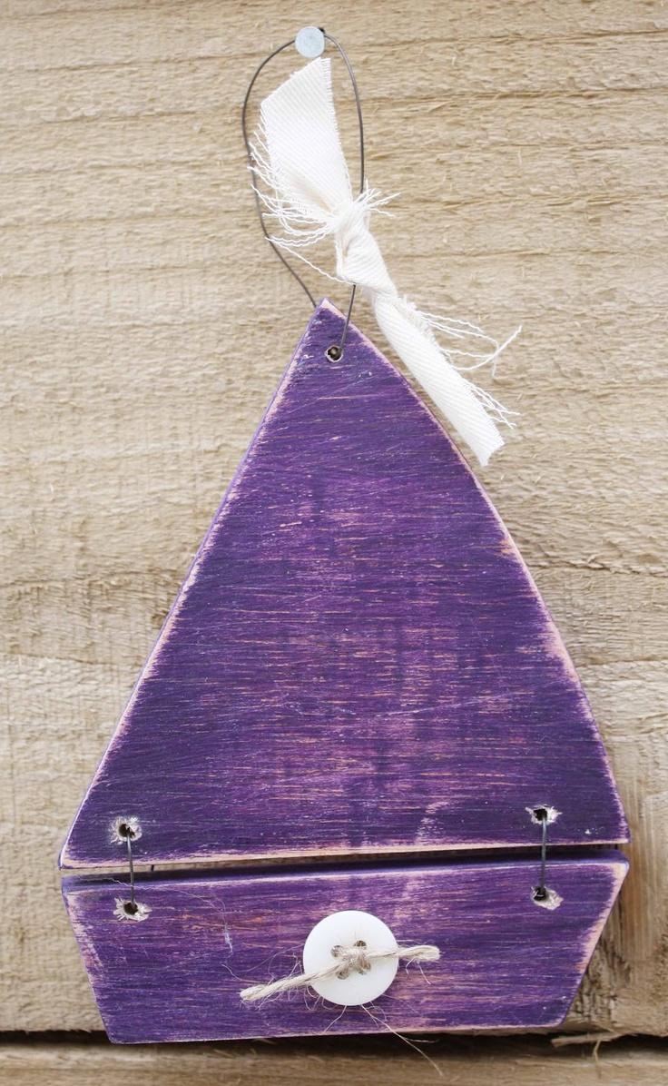 KR Creatives: Handmade Wooden Gifts. Sail away with this beautiful handmade wooden boat, ideal for a loving gift or a perfect treat for yourself.