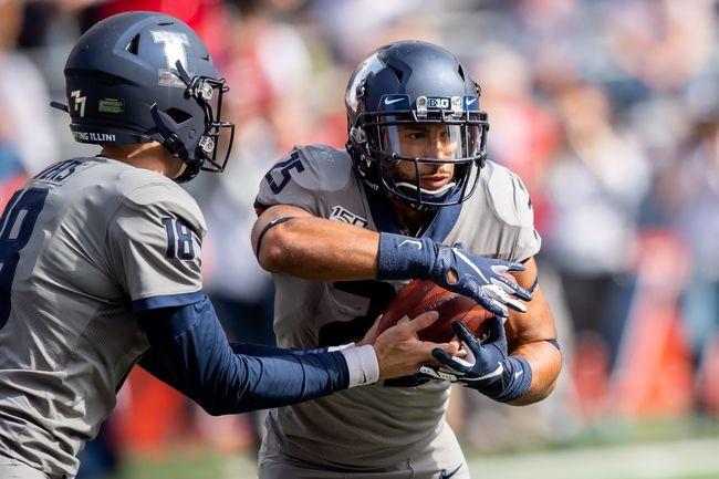 Illinois Vs Rutgers 11 2 19 College Football Pick Odds And Prediction College Football Picks Football Football Picks