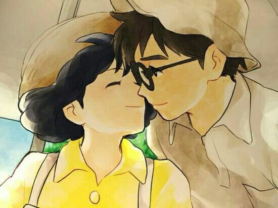 The wind rises *--*♥ love this movie