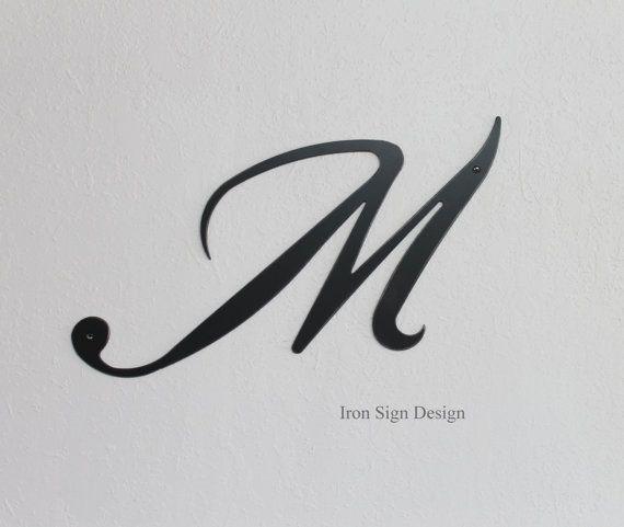 Best 25 Large metal letters ideas on Pinterest Wagon wheel