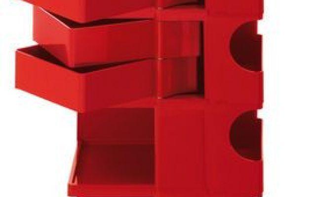 Mobile contenitore Boby un pezzo di design Cult di Joe Colombo Boby è un mobile contenitore adatto a molteplici situazioni, è un pezzo di design cult disegnato nel 1971 da Joe Colombo uno dei padri del design italiano.  Utilizzato spesso per contenere strument #design #joecolombo #mobilecontenitore