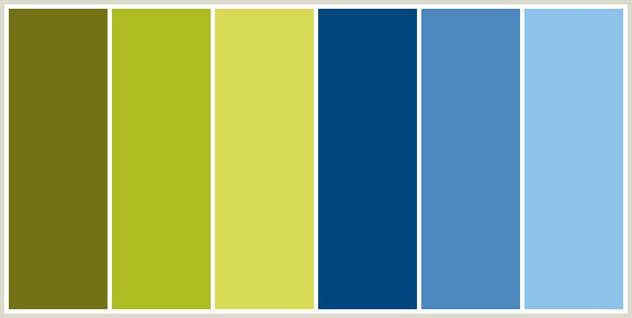 ColorCombo267   Iove the first color and how it plays against the next 3 colors. I don't think the last two work very well with the rest of the set.   #newyearstylechallenge