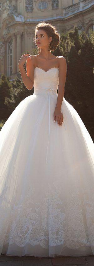 Milla Nova 2016 Bridal Collection - Karmela #wedding gowns #Wedding Inspirasi#weddingdress #bridal #ウエディングドレス#ブライダル