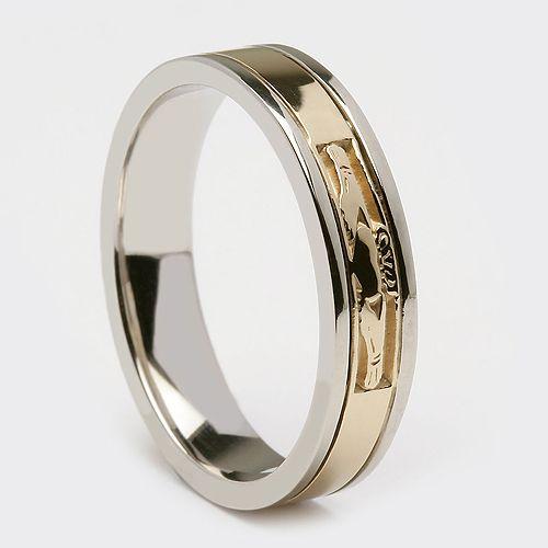 Best 25 Claddagh Wedding Ring Ideas On Pinterest
