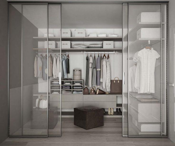Walk in closet och dressingroom detta skiljer dem åt