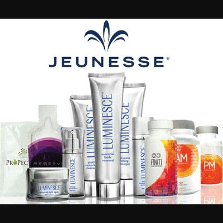 Jeunesse antiaging cilt bakım ürünleri artık Türkiye de