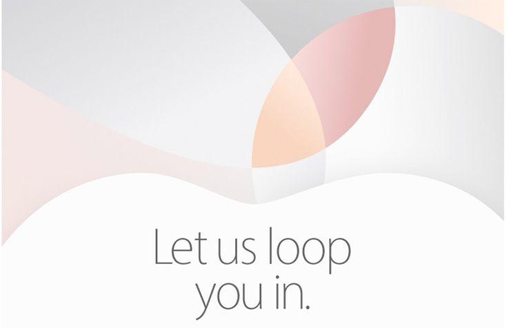 De eerste uitnodigingen voor een Apple-evenement op 21 maart zijn verstuurd. Waarschijnlijk worden hier de iPhone SE en iPad Air 3 aangekondigd.
