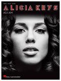 Hal Leonard - Alicia Keys: As I Am Sheet Music - Black/White/Red
