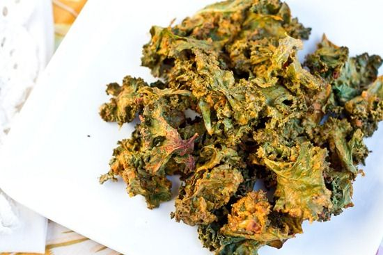 Cheesy Kale Chips | Vegan Delicacies! | Pinterest