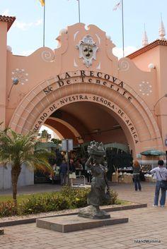 Local market: Mercado de Nuestra Senora de Africa in Santa Cruz de Tenerife is a great place to get your shopping