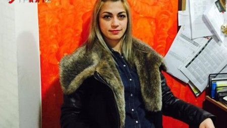 Βαλεντίνα Μπαρλαμπά Karate / ΑΘΛΗΤΕΣ http://oxipiaponos.gr