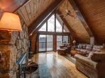 Amazing Smokey Mountain Views High Atop Cobbly Nob - TripAdvisor - Gatlinburg Vacation Rental